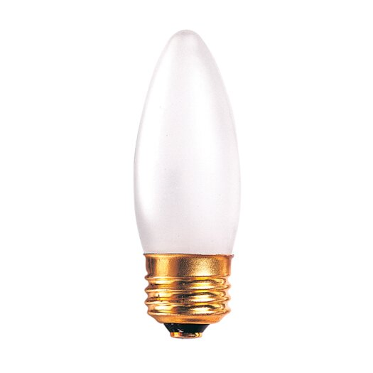 Bulbrite Industries 60W Frosted (2700K) Incandescent Light Bulb (Pack of 2)