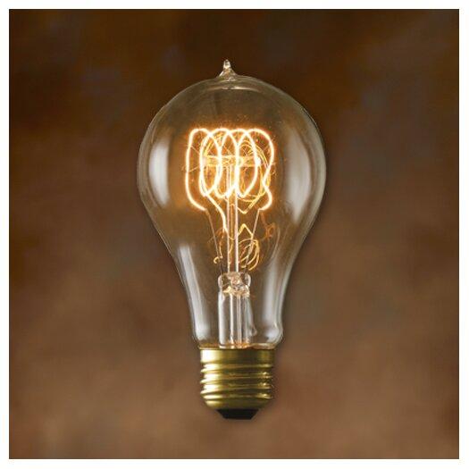 Bulbrite Industries Nostalgic Edison 40W (27000K) Incandescent Light Bulb