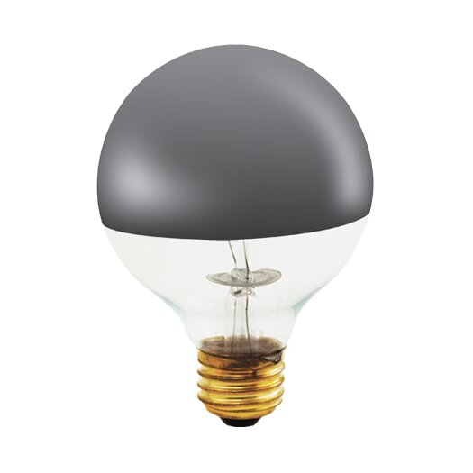 Bulbrite Industries 100W Grey Incandescent Light Bulb (Pack of 6)