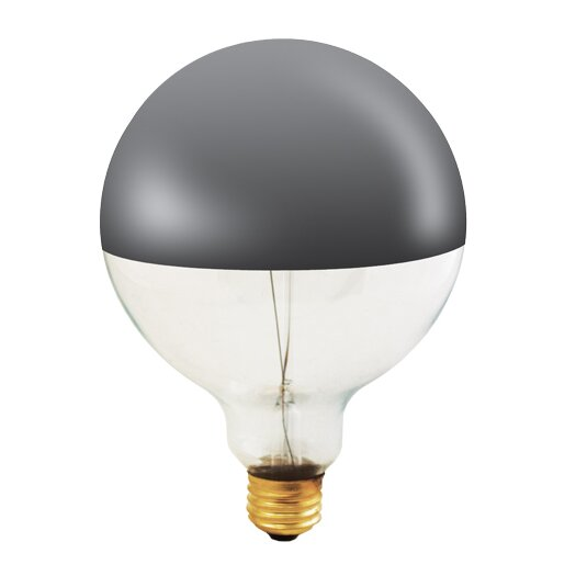 Bulbrite Industries 60W Grey Incandescent Light Bulb (Pack of 6)