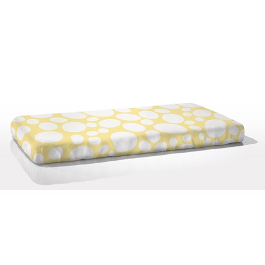 Organic Fitted Riverbed Crib Sheet