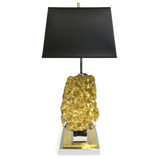 "Jonathan Adler Solange 28.25"" H Table Lamp with Rectangle Shade"