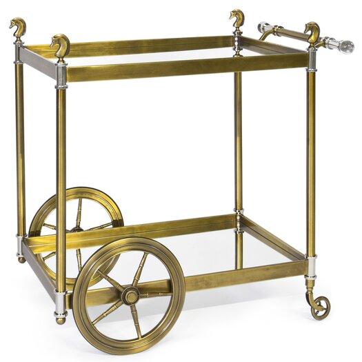 Jonathan Adler Jacques Cheval Bar Cart