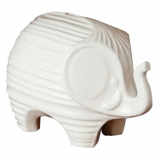 jonathan adler elephant piggy bank allmodern. Black Bedroom Furniture Sets. Home Design Ideas