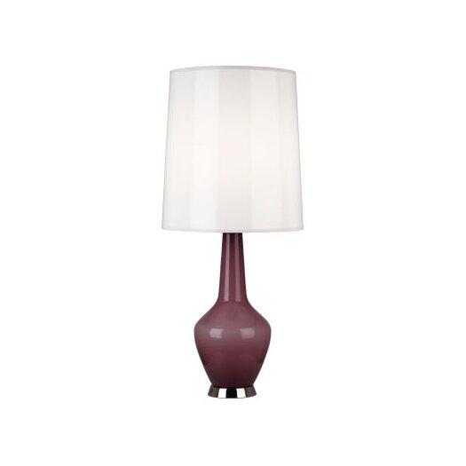 """Jonathan Adler Capri 27.75"""" H Table Lamp with Drum Shade"""