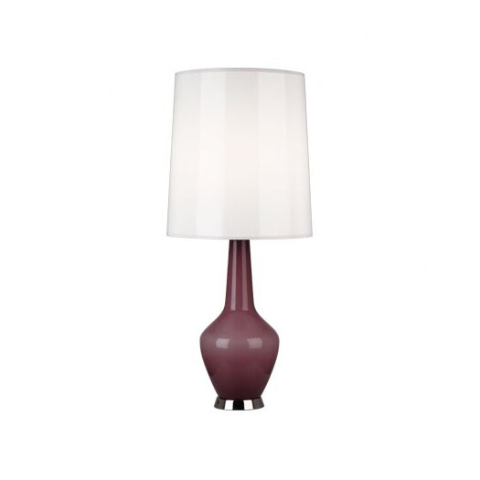 "Jonathan Adler Capri 27.75"" H Table Lamp with Drum Shade"