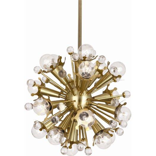 Jonathan Adler Jonathan Adler Sputnik 18 Light Pendant