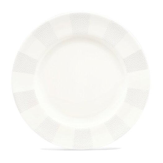 """Noritake Falling Snow 6.5"""" Bread and Butter Plate"""