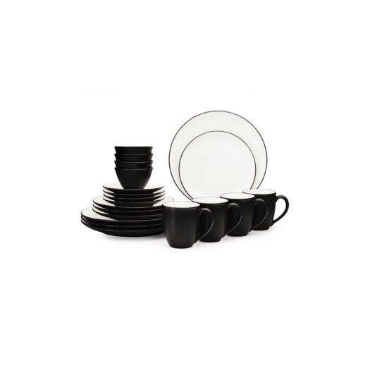 Noritake Colorwave 20 Piece Dinnerware Set