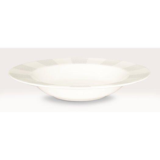 Noritake Falling Snow 12 oz. Soup Bowl