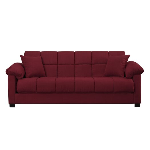 Handy Living Convert-A-Couch Sleeper Sofa