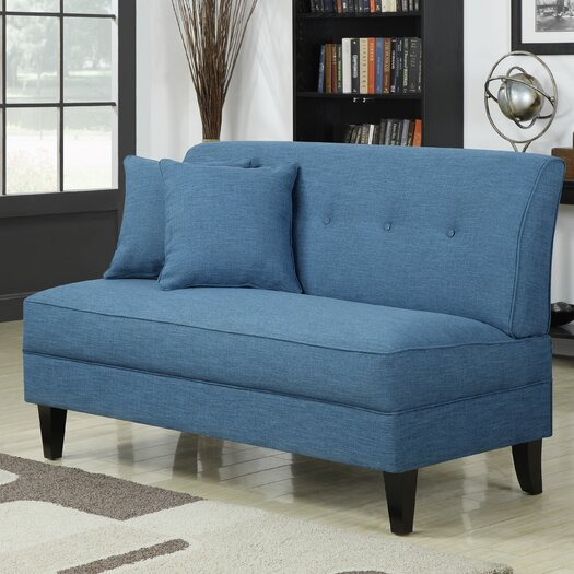 Handy Living Bayonet Loveseat