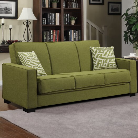 Handy Living Puebla Convertible Sleeper Sofa