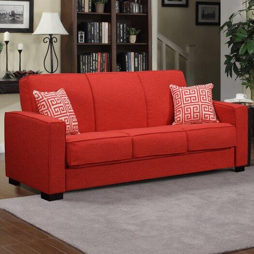 Handy Living Puebla Convert-a-Couch Convertible Sofa
