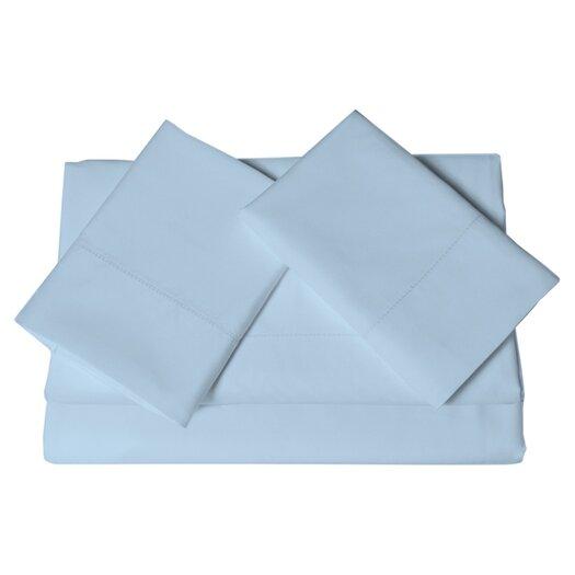 Tribeca Living 800 Thread Count Egyptian Cotton Extra Deep Pocket Sheet Set