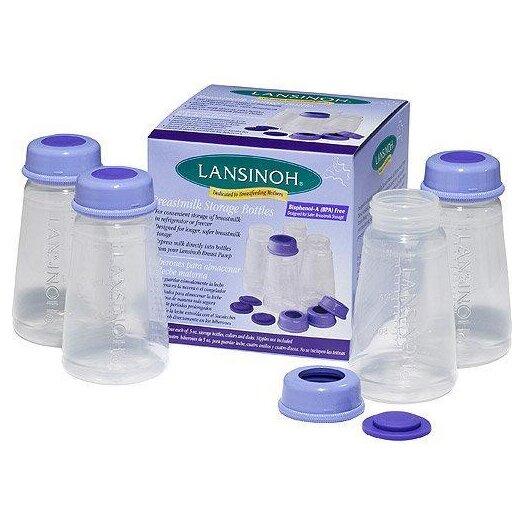 Lansinoh Breast Milk Storage Bottle