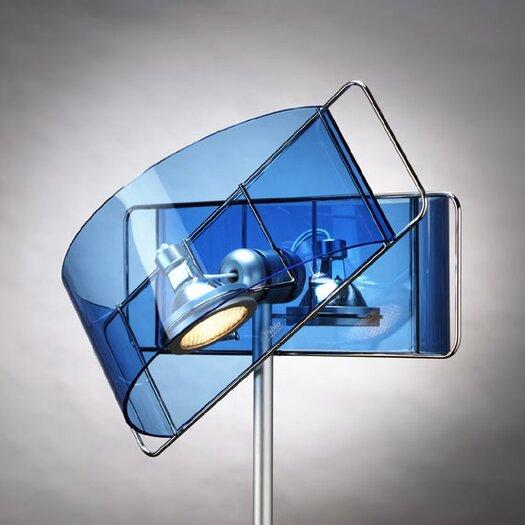 "Pablo Designs Gloss LED 27"" H Table Lamp"
