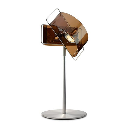 "Pablo Designs Gloss LED 27"" H Table Lamp"