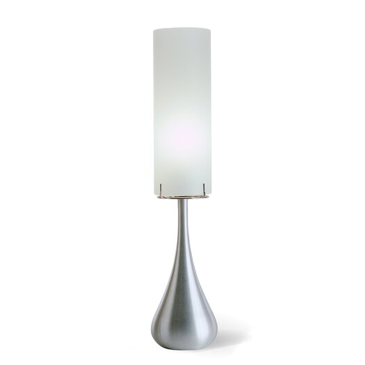 """Pablo Designs Isabella 18"""" H Table Lamp with Drum Shade"""