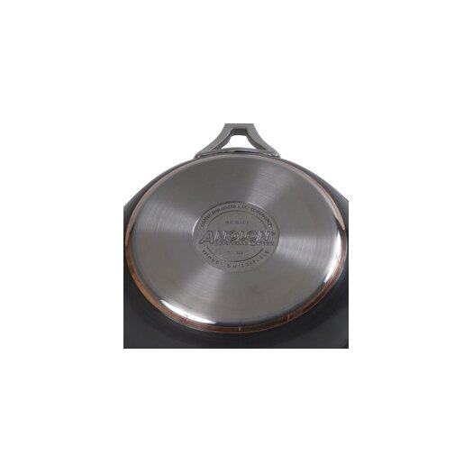 Anolon Nouvelle Copper 5.5-qt. Saucier with Lid