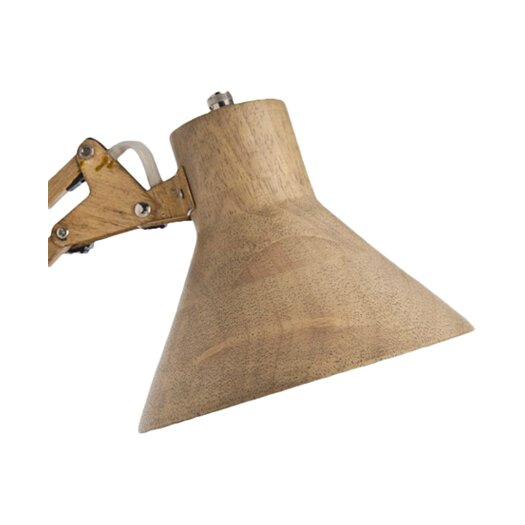 """ARTERIORS Home Reid Adjustable 13"""" H Table Lamp with Empire Shade"""