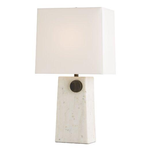 "ARTERIORS Home Kambria 23"" H Table Lamp with Rectangular Shade"