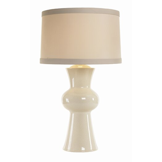 """ARTERIORS Home Gordon 28"""" H Table Lamp with Drum Shade"""
