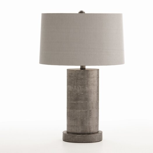 "ARTERIORS Home Sona 25.5"" H Table Lamp with Oval Shade"