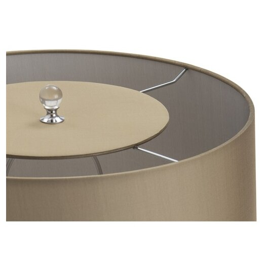 """ARTERIORS Home Elle 28"""" H Table Lamp with Drum Shade"""