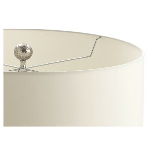 """ARTERIORS Home Irwin 38"""" H Table Lamp with Drum Shade"""