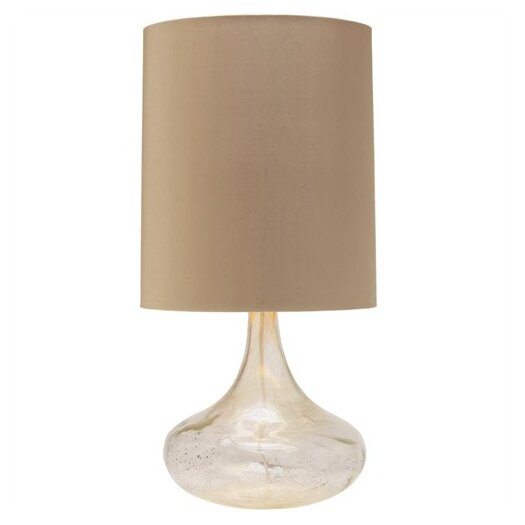 "ARTERIORS Home Bottle Neck 30.5"" H Table Lamp with Drum Shade"