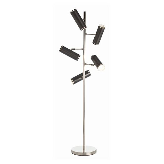 ARTERIORS Home Pruitt 5 Light Metal Floor Lamp
