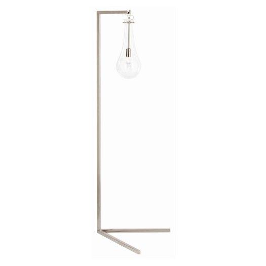 ARTERIORS Home Sabine Iron / Glass Floor Lamp