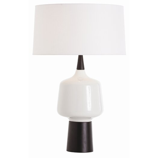 "ARTERIORS Home Calhoun 29.5"" H Table Lamp with Drum Shade"