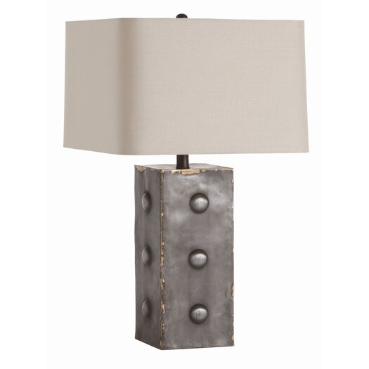 "ARTERIORS Home Baker 26"" H Table Lamp with Square Shade"