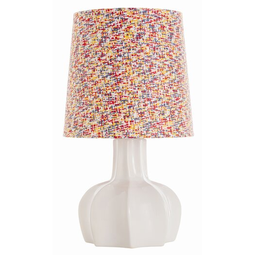 """ARTERIORS Home Apostle Geometric 28.5"""" H Table Lamp with Drum Shade"""