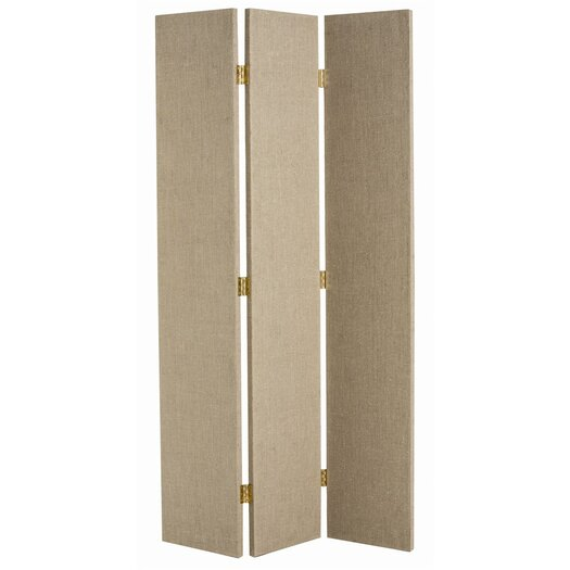 "ARTERIORS Home 84.5"" x 49.5"" Emory 3 Panel Room Divider"