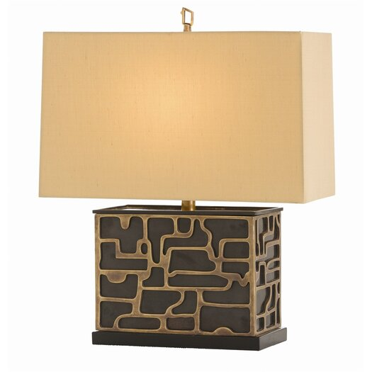 "ARTERIORS Home Piper 20.5"" H Table Lamp with Rectangular Shade"