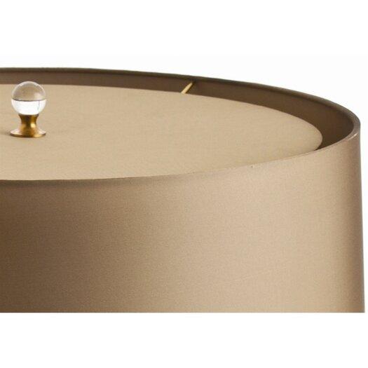 "ARTERIORS Home Dakota 26.5"" H Table Lamp with Oval Shade"