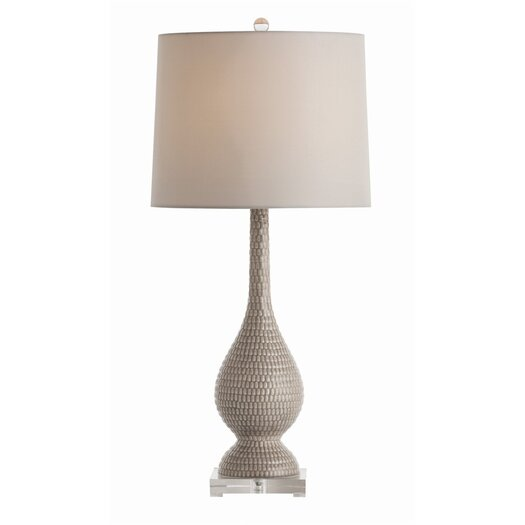 "ARTERIORS Home Fergie 29.5"" H Table Lamp with Drum Shade"