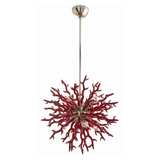 ARTERIORS Home Diallo 8 Light Mini Chandelier