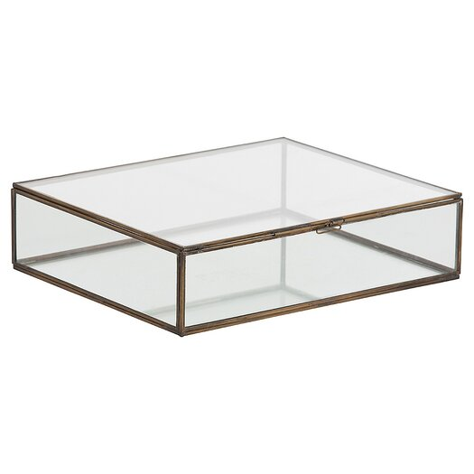 ARTERIORS Home Fuller Glass Document Box