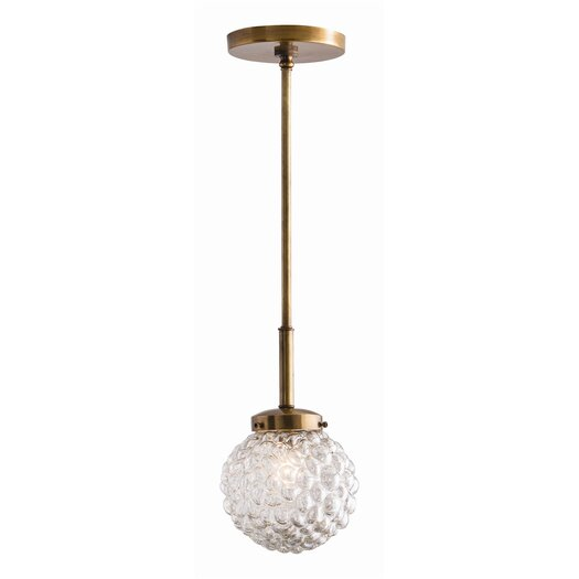 ARTERIORS Home Giuliana 1 Light Mini Pendant