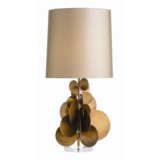 "ARTERIORS Home Garvey 30.5"" H Table Lamp with Drum Shade"