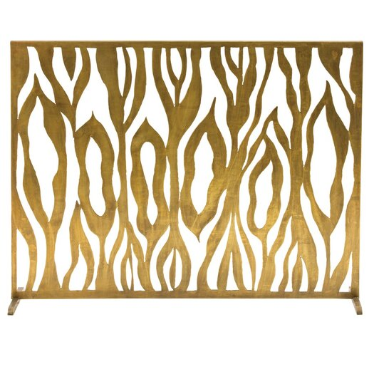 ARTERIORS Home Gina Iron Fireplace Screen