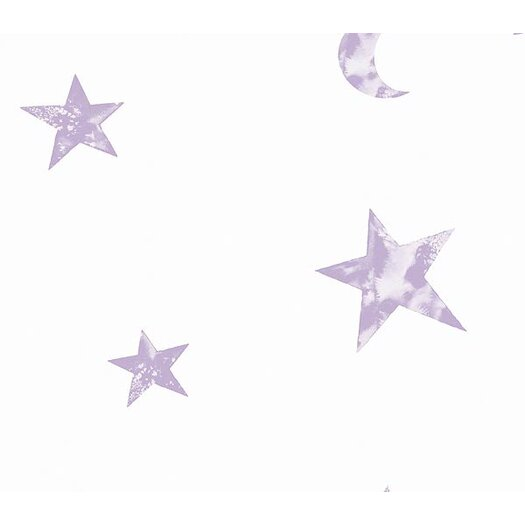 4 Walls Whimsical Children's Vol. 1 Star Wallpaper