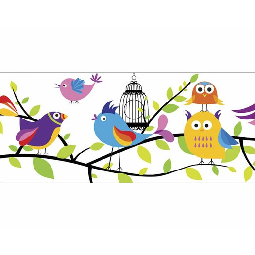 4 Walls Tweety Pie Wallpaper Border