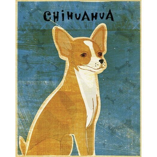 4 Walls Top Dog Chihuahua Wall Decal