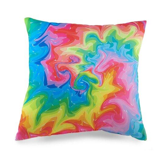 lava Lava Swirl Pillow