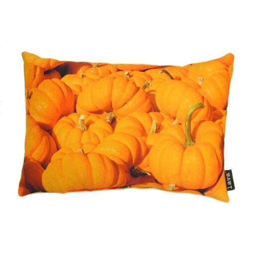 lava Pumpkins Pillow